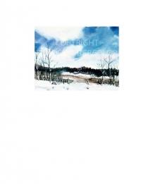 Light Snow on the Prairie
