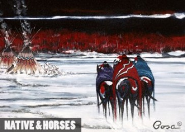 nativeamericansandhorses