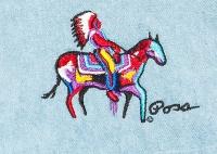 Thundering Chiefs Denim Shirt