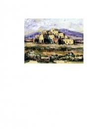 Views of the Pueblos